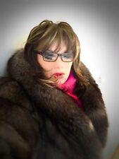 Damenjacken & -mäntel mit Pelz für Winter in Langgröße