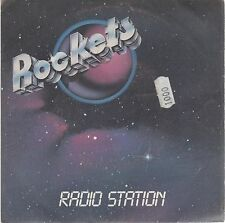 "ROCKETS RADIO STATION / STAR VISION 7"" 45 GIRI"