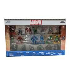 """Jada Nano MetalFigs: MARVEL 20-Pack 1.65"""" Mini Die-cast Metal Figures Wave 4"""
