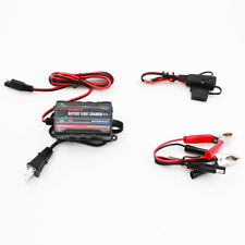 12/6V Smart Car Boat ATV Battery Charger Waterproof Lead Acid Battery Maintainer