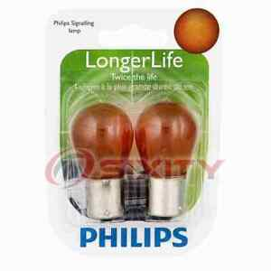 Philips Front Turn Signal Light Bulb for Smart Fortwo 2005-2016 Electrical nw