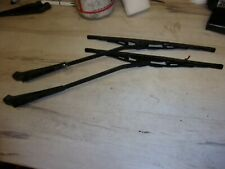 Classic Austin Rover Mini Trico Black OEM Wiper Arms and Blades