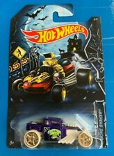 2014 Hot Wheels Happy Halloween Bone Shaker  Super Rare