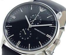 EMPORIO Armani uomo orologio cronografo ar0397-NUOVO CON CERTIFICATO