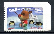 STAMP / TIMBRE FRANCE  N° 3990 ** MEILLEURS VOEUX / AUTOADHESIF