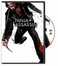 Ninja Assassin (DVD, 2010)