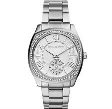 Michael Kors Watch * MK6133 Bryn Silver Steel & Crystals COD PayPal