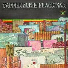 Tapper Zukie - Black Man  NEW 180 GRAM VINYL LP £10.99 KINGSTON SOUNDS