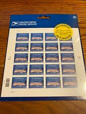 THE WHITE HOUSE In Winter 33¢ 33 cents US Postage Stamps Scott # 3445 2000 MNH