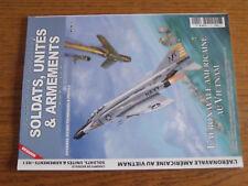 17$$ Revue Champs de Bataille Soldats Unités HS n°1 Aeronavale USA au Vietnam