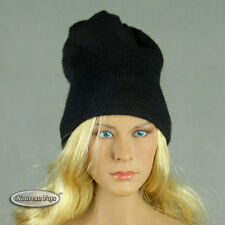 1/6 Scale Phicen, Hot Toys, Play Toy, Kumik, Cy, Vogue - Female Black Beanie Hat