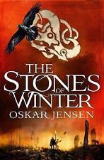 Very Good, The Stones of Winter, Jensen, Oskar, Book