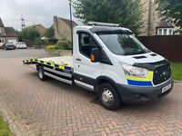 2016 ford transit recovery truck : transporter  !!no vat