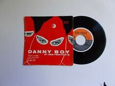 VINYL 45T-DANNY BOY-CROQUE LA POMME