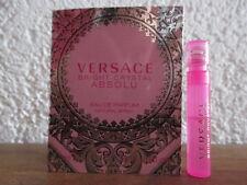 BRIGHT CRYSTAL ABSOLU von VERSACE ~ NEU / OVP Parfum Probe