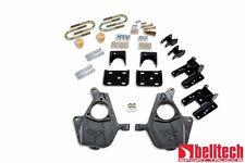 Belltech 04-06 GMC Sierra Denali 2/4 Drop Lowering Kit 679