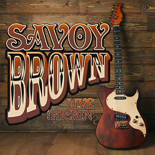 CD Savoy Brown Live and Kickin'