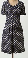 158. Anthropologie Karen Walker Hi Adorable Acorn Dress 6 Nwot