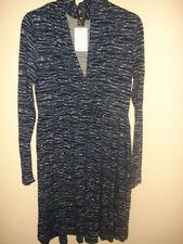 H&M Viscose Long Sleeve Tunic Dresses for Women