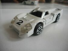 Politoys Ford GT J in White on 1:43