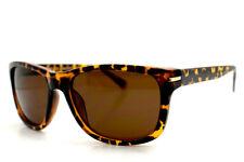 A.J.Morgan Retro Style Sunglasses Brown