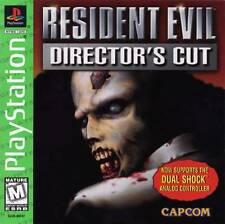 Resident Evil Director's Cut (Greatest Hits) - PS1 PS2 Playstation Game