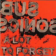 SUBSONICS 'A Lot To Forget' US garage rock r'n'r glam band CD sealed new