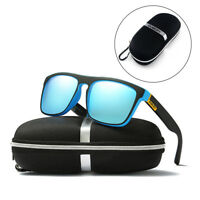 Brillenetui Hardcase Sonnenbrillen Box Etui Case Kit + Tuch + Polarisierte Karte