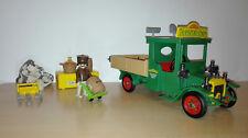 Playmobil 5640 Nostalgie Camion Oldtimer Transport Union VICTORIAN 5300 1900