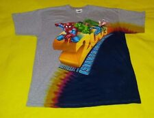 Men's Universal Studios Islands of Adventure Short Sleeve Tee Shirt Size Medium