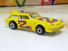 Vintage 1980 Kenner Fast 111's Yellow Z28 Camaro Diecast 1:64 Scale No1027
