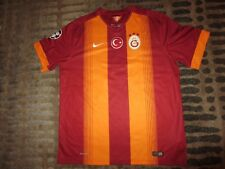 Wesley Sneijder #10 Galatasaray AS Soccer Football Jersey XL men