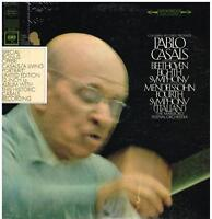 ♫♫ Beethoven:Symphony N.8 ; Mendelssohn:Symphonie N.4 / Pablo Casals,Marlboro -