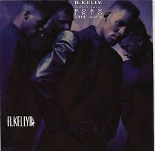 Born into the '90s by Public Announcement/R. Kelly CD Jan-1992 BMG