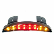 new Led Motorcycle Turn Signals Tail Light Cafe Racer Rear Fender Edge Brake 1x
