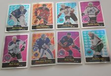 Lot of 8 2015-16 OPC Platinum Retro-3 Rainbow Foil cards