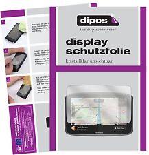 3x TomTom Go 620 / 6200 Schutzfolie klar Displayschutzfolie Folie Display Schutz