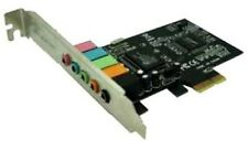 Tarjeta de Sonido Approx appPCIE51 Interno 5.1 canales PCI-E (Solo Peninsula)