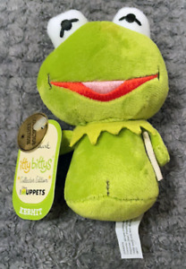 Disney The Muppets - Kermit Soft Toy - Collectors Edition **VERY RARE** (New)