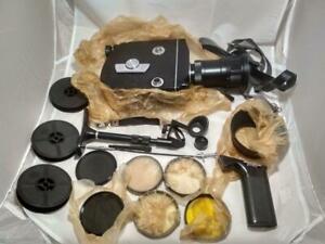 NEW ! KRASNOGORSK-3 16mm M42 (Super16 option) Movie Cine Camera Meteor zoom lens