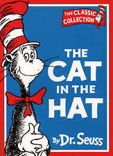 The Cat in the Hat by Dr. Seuss (Paperback, 1997) B10 - Jly17