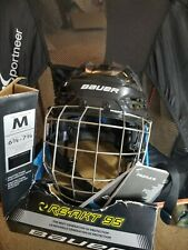 New listing Bauer Re Akt 95 hockey Helmet.