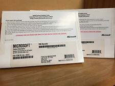 Microsoft Windows Vista Business SP1 OEM - Sealed - Genuine