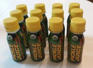 Pickle Juice Extra Strength Shots 2.5 oz 12 pack