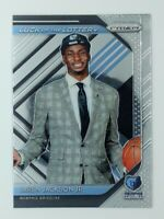2018-19 Panini Prizm Luck of the Lottery Jaren Jackson Jr Rookie RC #4