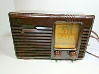 Vintage Philco TB3 TV Television Booster Amplifier  Bakelite  Circa 1950