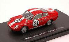 Abarth Bialbero 1965 #31 Funabashi CCC Race 1:43 Model 44464 EBBRO