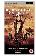 PSP Game - UMD Video game - Resident Evil: Extinction (ENGLISH) (boxed)