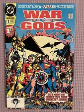war of the gods 1. Nm-. 🔑 1st Issue. 🔥Liquidation Auction🔥 I Combine Shipping