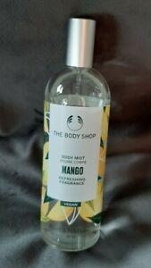 """The Body Shop """"Mango"""" Body Mist Refreshing Body Spray 100ml Körperspray Neu!"""